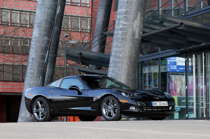 Corvette C6 Competition Edition – pouze pro Evropu: - fotka 7
