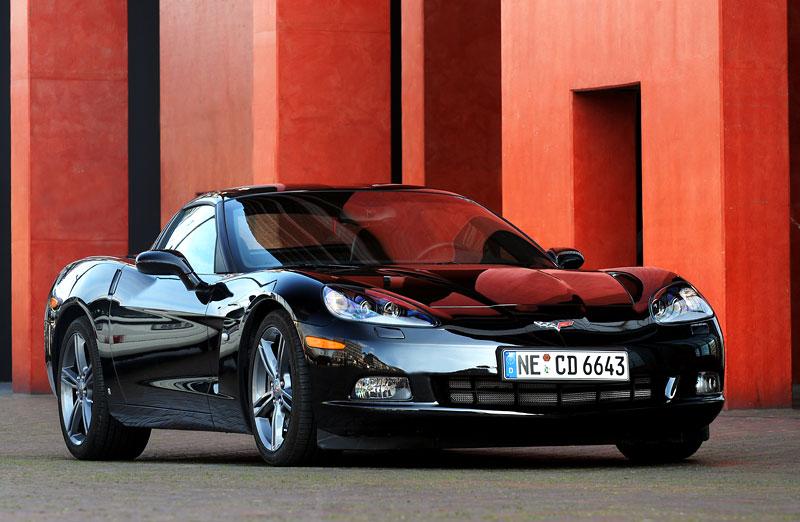Corvette C6 Competition Edition – pouze pro Evropu: - fotka 8