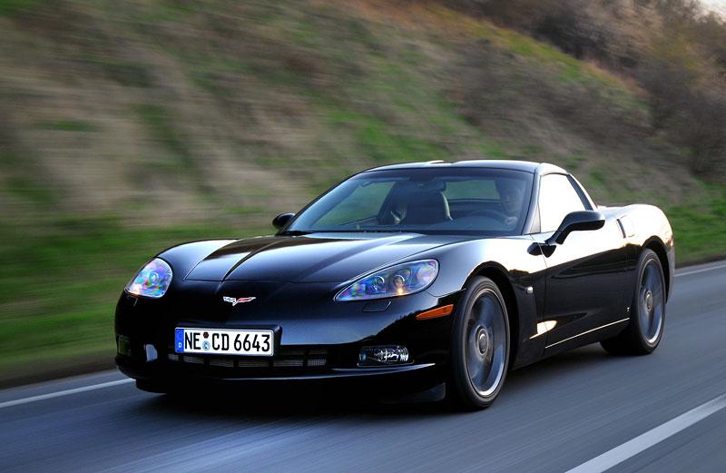 Corvette C6 Competition Edition – pouze pro Evropu: - fotka 9