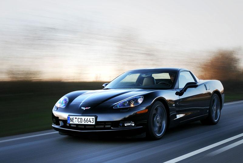 Corvette C6 Competition Edition – pouze pro Evropu: - fotka 10