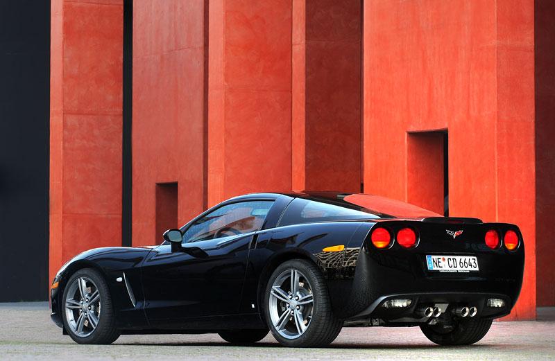 Corvette C6 Competition Edition – pouze pro Evropu: - fotka 12