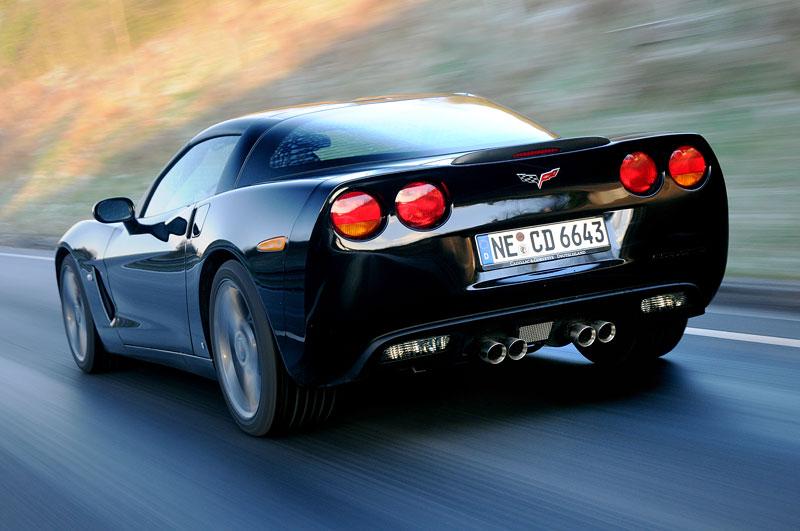 Corvette C6 Competition Edition – pouze pro Evropu: - fotka 15