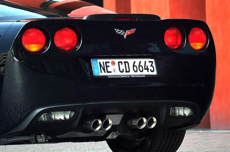 Corvette C6 Competition Edition – pouze pro Evropu: - fotka 18