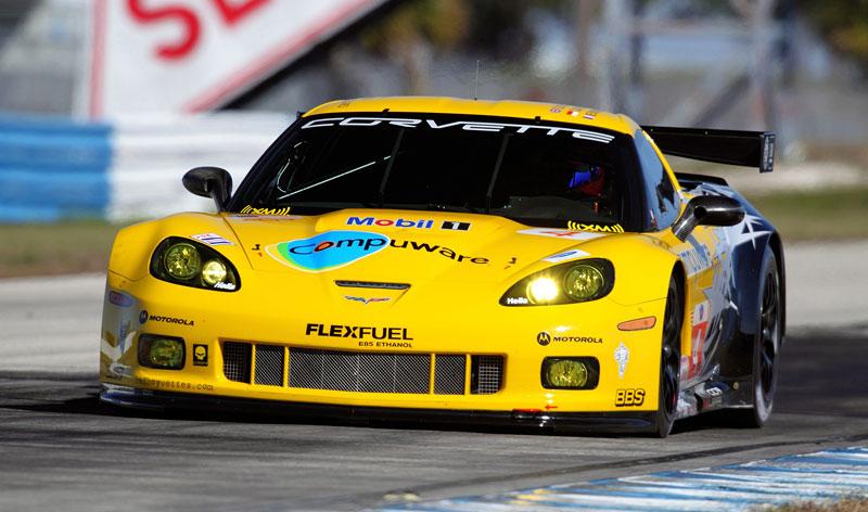 Corvette C6.R GT2: nový motor a další fotografie: - fotka 2