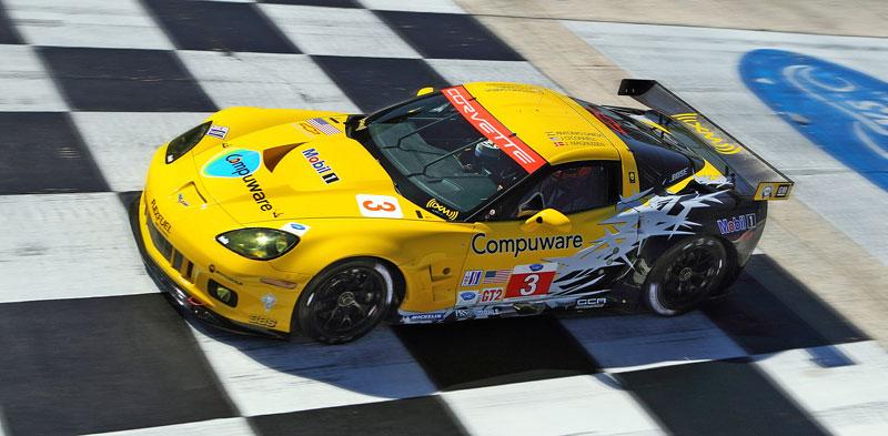 Corvette C6.R GT2: nový motor a další fotografie: - fotka 4