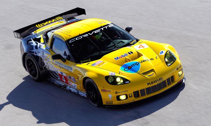 Corvette C6.R GT2: nový motor a další fotografie: - fotka 5