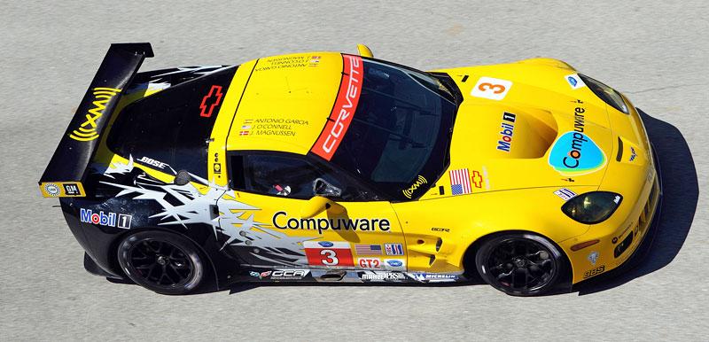 Corvette C6.R GT2: nový motor a další fotografie: - fotka 9