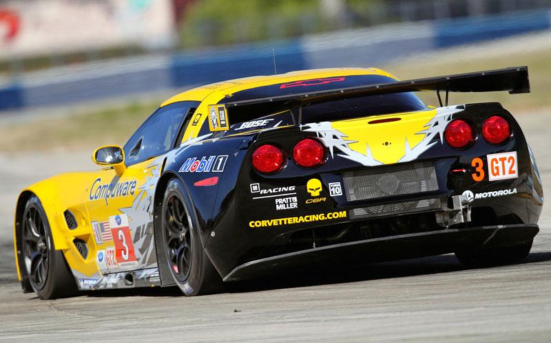 Corvette C6.R GT2: nový motor a další fotografie: - fotka 11