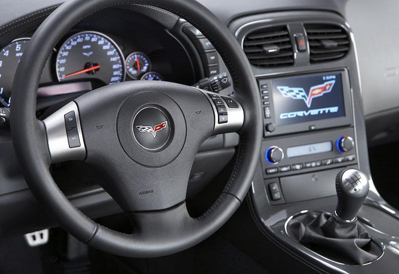 Pod lupou: Chevrolet Corvette ZR1 - Peklo je modré: - fotka 2
