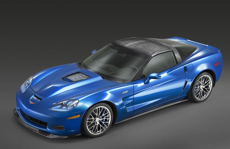 Co se skrývá pod kapotou Corvette ZR1: - fotka 5
