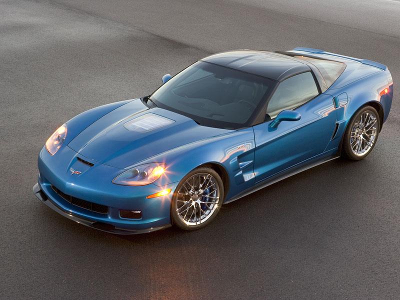 Co se skrývá pod kapotou Corvette ZR1: - fotka 9