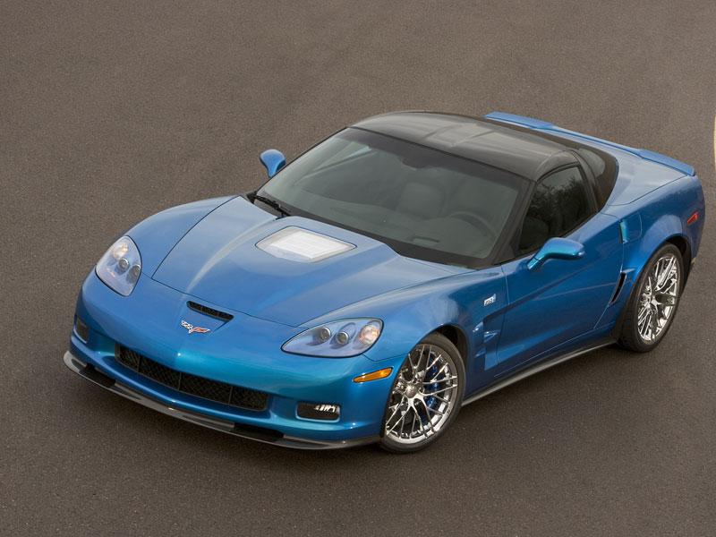 Pod lupou: Chevrolet Corvette ZR1 - Peklo je modré: - fotka 11