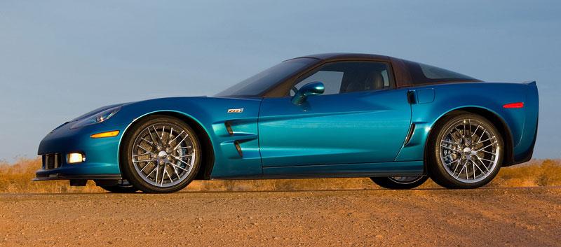 Pod lupou: Chevrolet Corvette ZR1 - Peklo je modré: - fotka 12