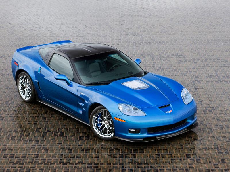 Corvette ZR1 porazila Nissan GT-R na Ringu: - fotka 15