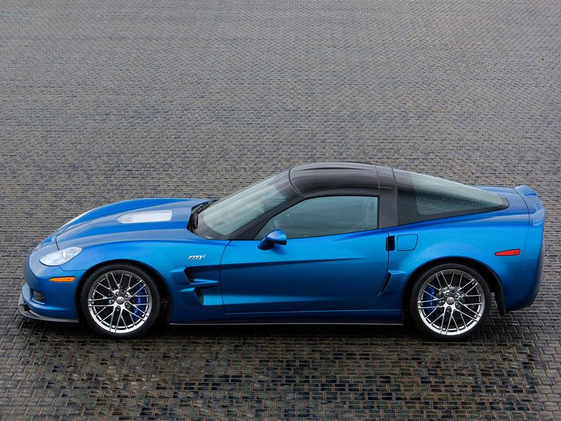 Pod lupou: Chevrolet Corvette ZR1 - Peklo je modré: - fotka 18