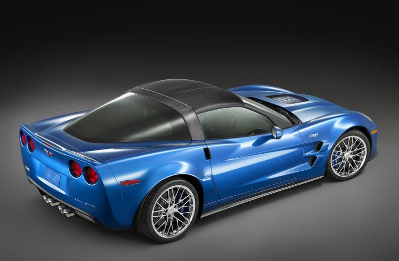 Corvette ZR1 porazila Nissan GT-R na Ringu: - fotka 19