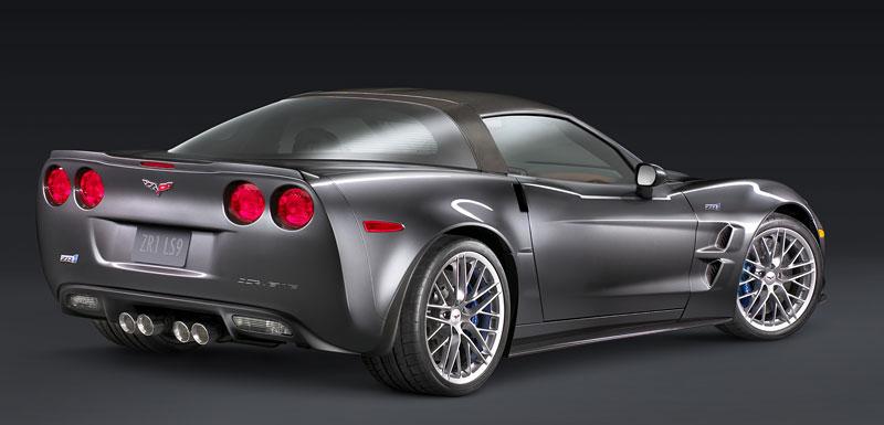 Co se skrývá pod kapotou Corvette ZR1: - fotka 20