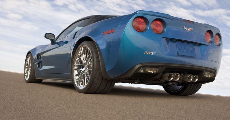 Co se skrývá pod kapotou Corvette ZR1: - fotka 21