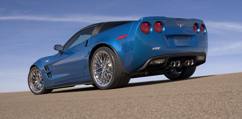 Co se skrývá pod kapotou Corvette ZR1: - fotka 22