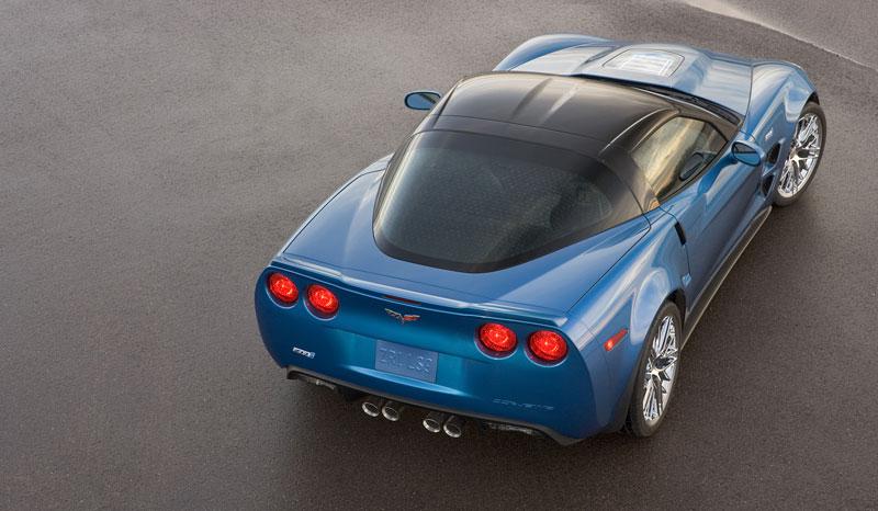 Co se skrývá pod kapotou Corvette ZR1: - fotka 23