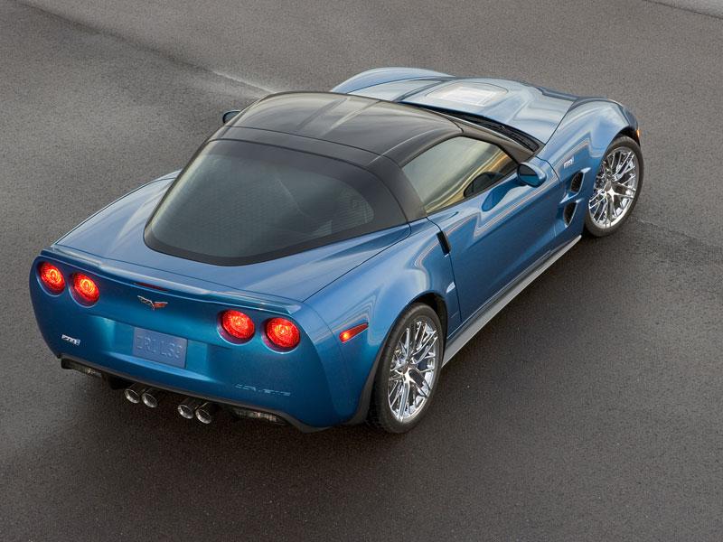 Co se skrývá pod kapotou Corvette ZR1: - fotka 24