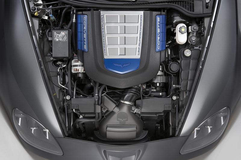 Pod lupou: Chevrolet Corvette ZR1 - Peklo je modré: - fotka 26