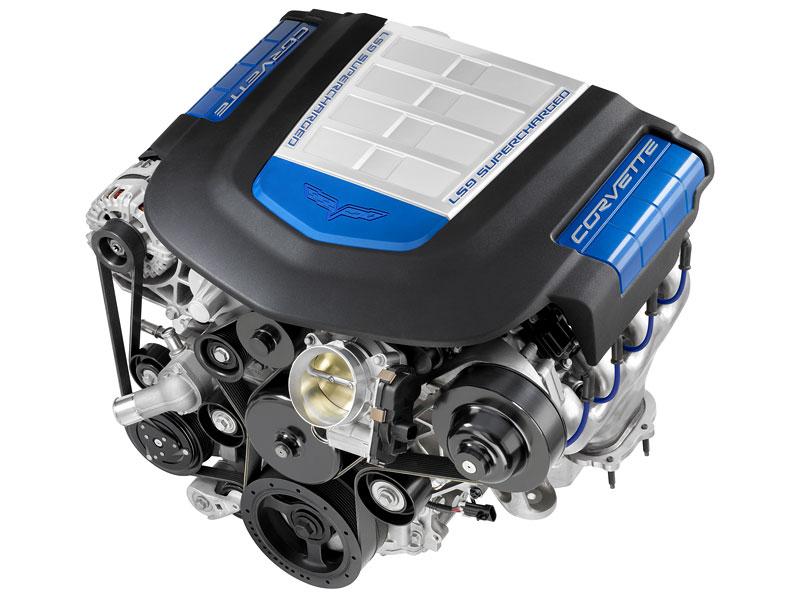 Co se skrývá pod kapotou Corvette ZR1: - fotka 27