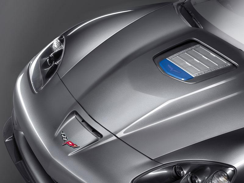 Pod lupou: Chevrolet Corvette ZR1 - Peklo je modré: - fotka 31