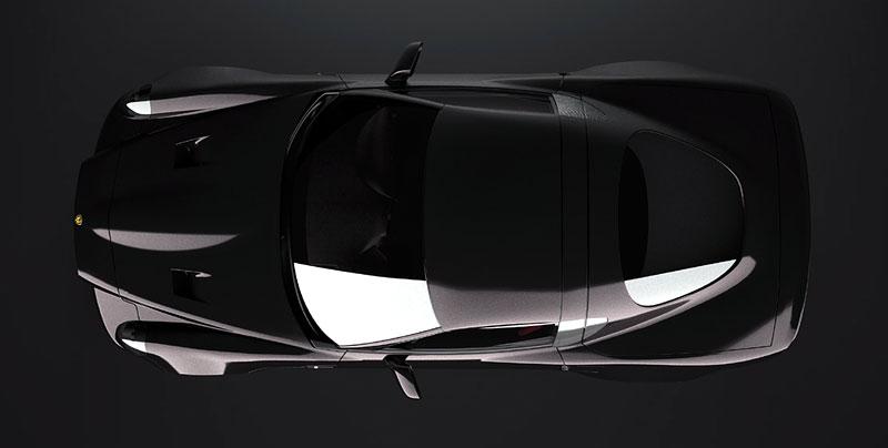 SV 9 Competizione: Corvette s italsky stylizovaným kabátem: - fotka 9