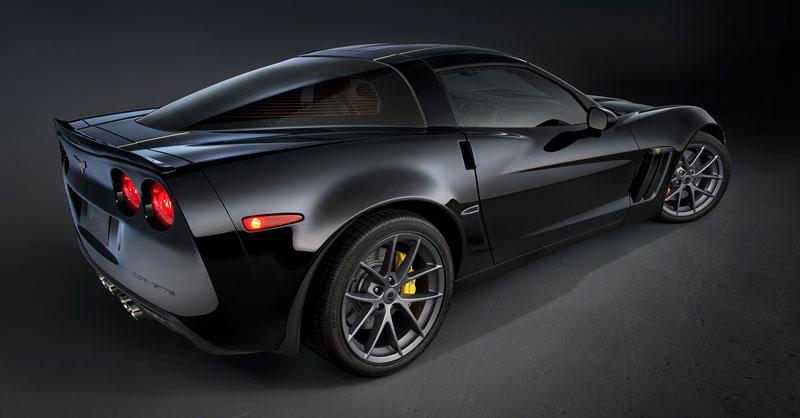 SEMA 2010: tovární Corvette hned dvakrát: - fotka 2
