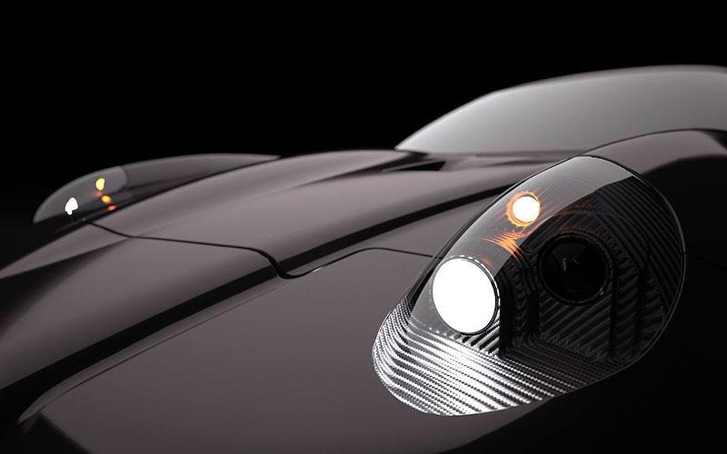 SV 9 Competizione: Corvette s italsky stylizovaným kabátem: - fotka 12