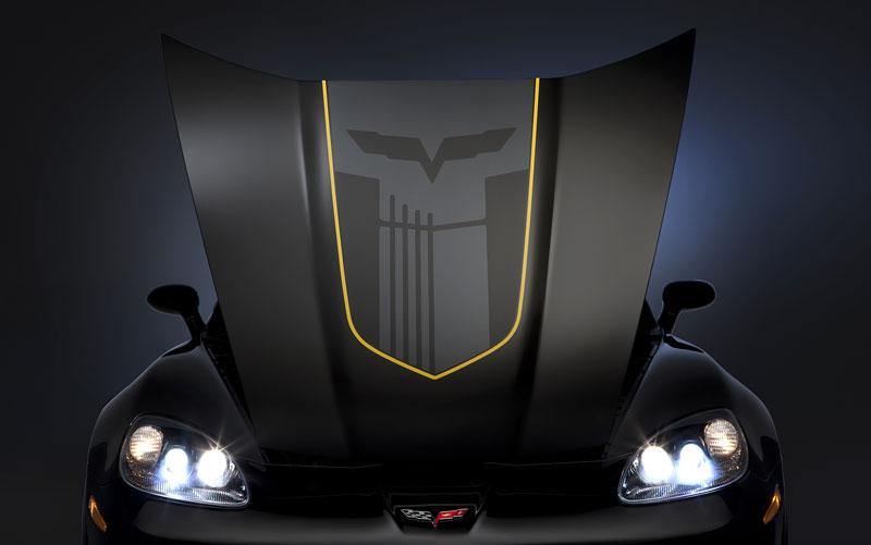 SEMA 2010: tovární Corvette hned dvakrát: - fotka 4