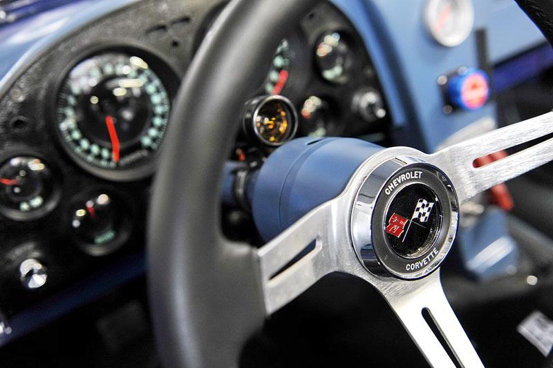 Superformance Corvette Grand Sport: replika prototypu z roku 1963: - fotka 3
