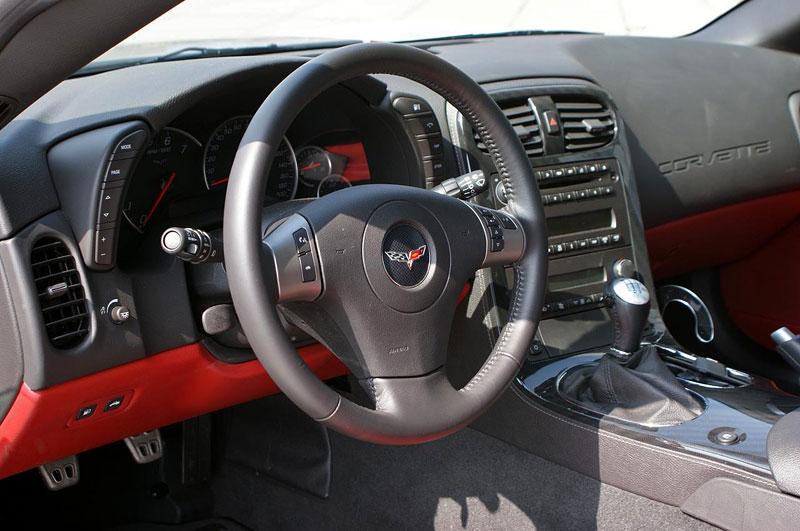 Chevrolet Corvette Grand Sport: kompresor od GeigerCars: - fotka 1