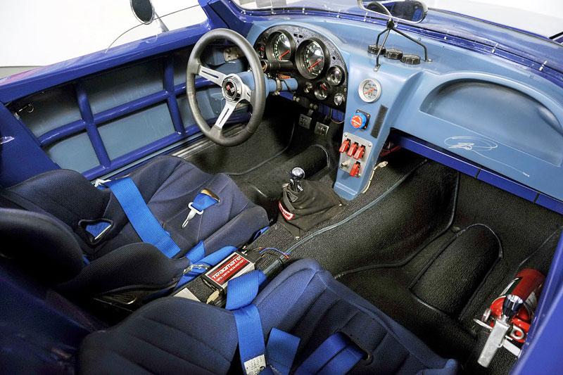 Superformance Corvette Grand Sport: replika prototypu z roku 1963: - fotka 6
