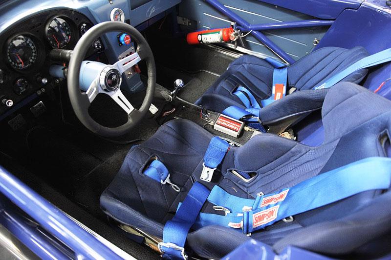 Superformance Corvette Grand Sport: replika prototypu z roku 1963: - fotka 7