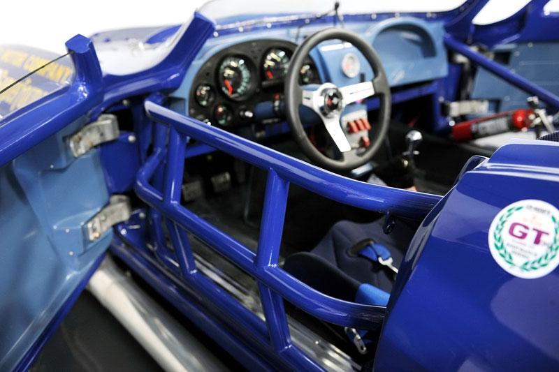 Superformance Corvette Grand Sport: replika prototypu z roku 1963: - fotka 8