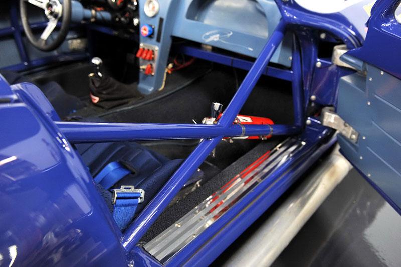 Superformance Corvette Grand Sport: replika prototypu z roku 1963: - fotka 10