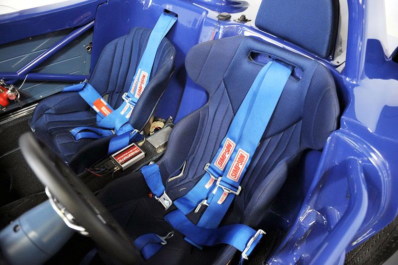 Superformance Corvette Grand Sport: replika prototypu z roku 1963: - fotka 11