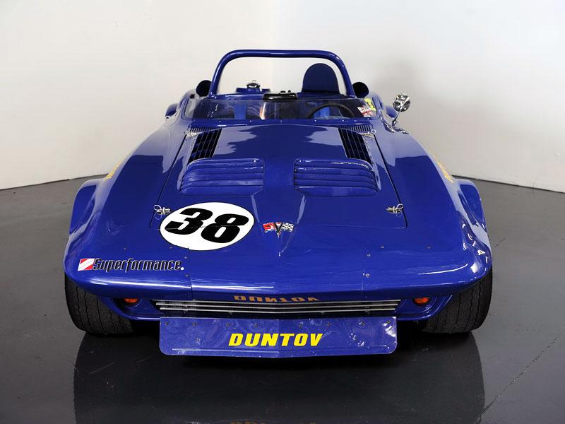 Superformance Corvette Grand Sport: replika prototypu z roku 1963: - fotka 12