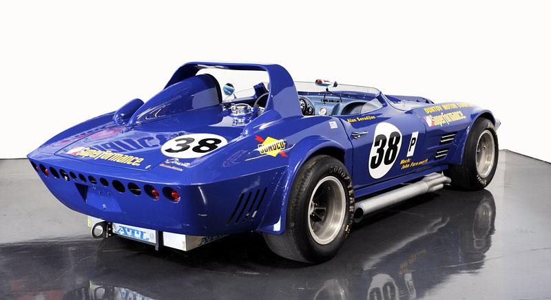 Superformance Corvette Grand Sport: replika prototypu z roku 1963: - fotka 15