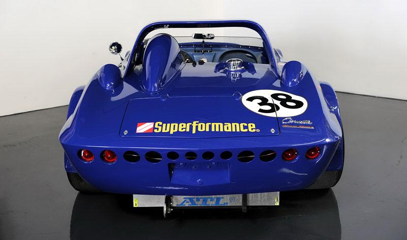Superformance Corvette Grand Sport: replika prototypu z roku 1963: - fotka 16