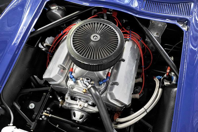 Superformance Corvette Grand Sport: replika prototypu z roku 1963: - fotka 17
