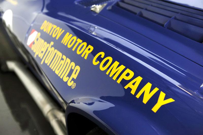 Superformance Corvette Grand Sport: replika prototypu z roku 1963: - fotka 19