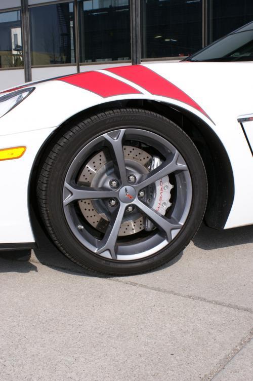 Chevrolet Corvette Grand Sport: kompresor od GeigerCars: - fotka 7