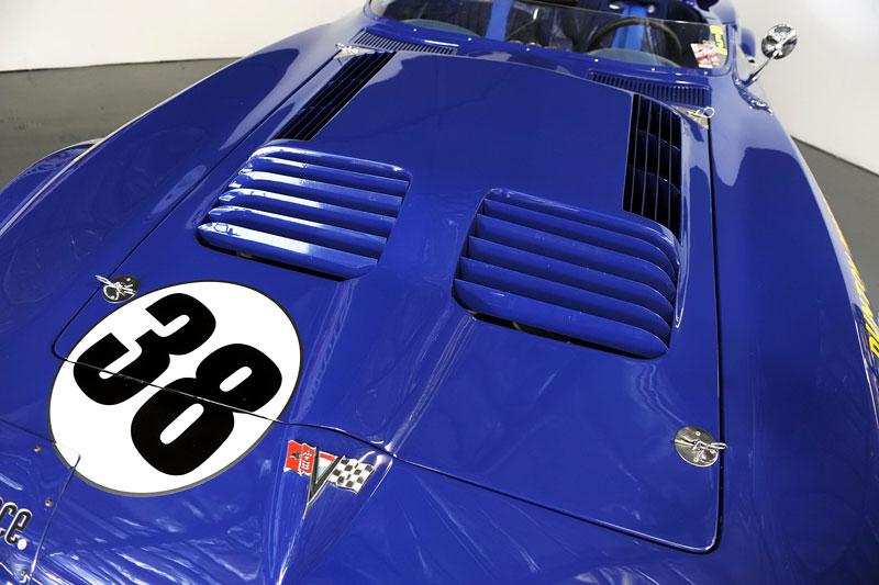 Superformance Corvette Grand Sport: replika prototypu z roku 1963: - fotka 22