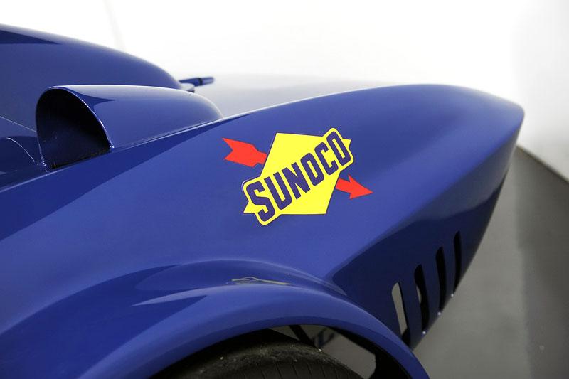 Superformance Corvette Grand Sport: replika prototypu z roku 1963: - fotka 24
