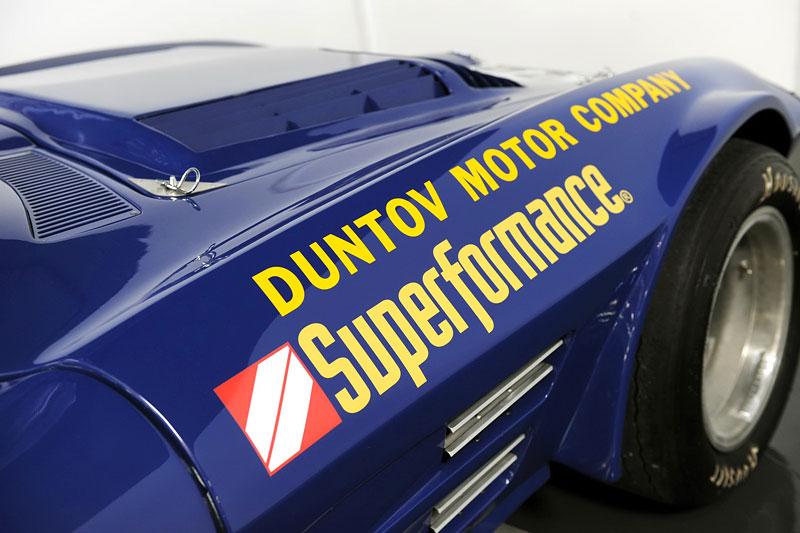 Superformance Corvette Grand Sport: replika prototypu z roku 1963: - fotka 26
