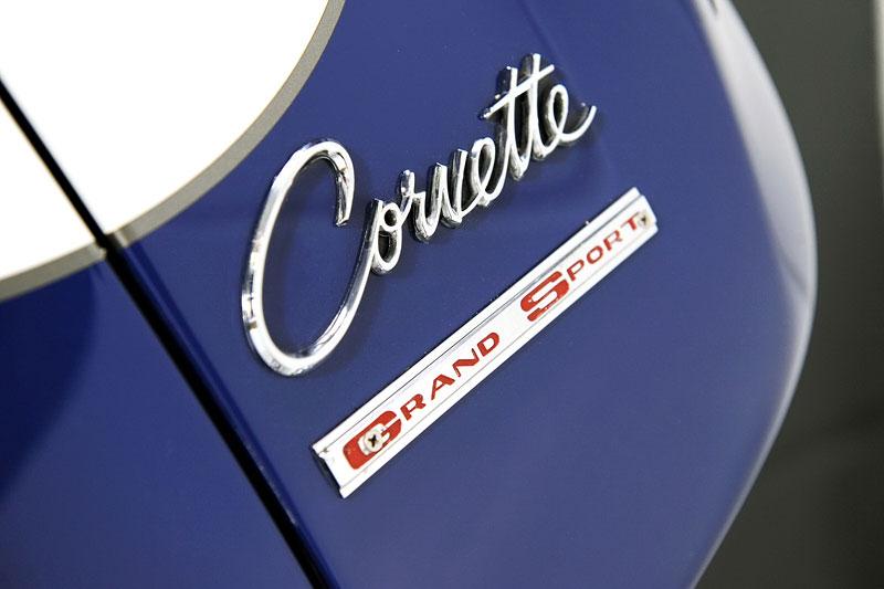 Superformance Corvette Grand Sport: replika prototypu z roku 1963: - fotka 27