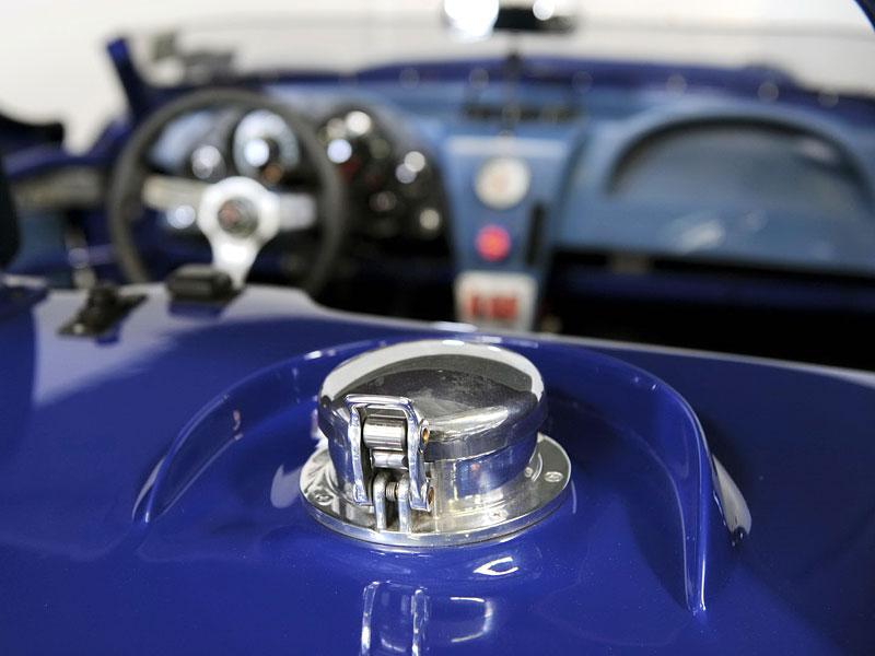 Superformance Corvette Grand Sport: replika prototypu z roku 1963: - fotka 28